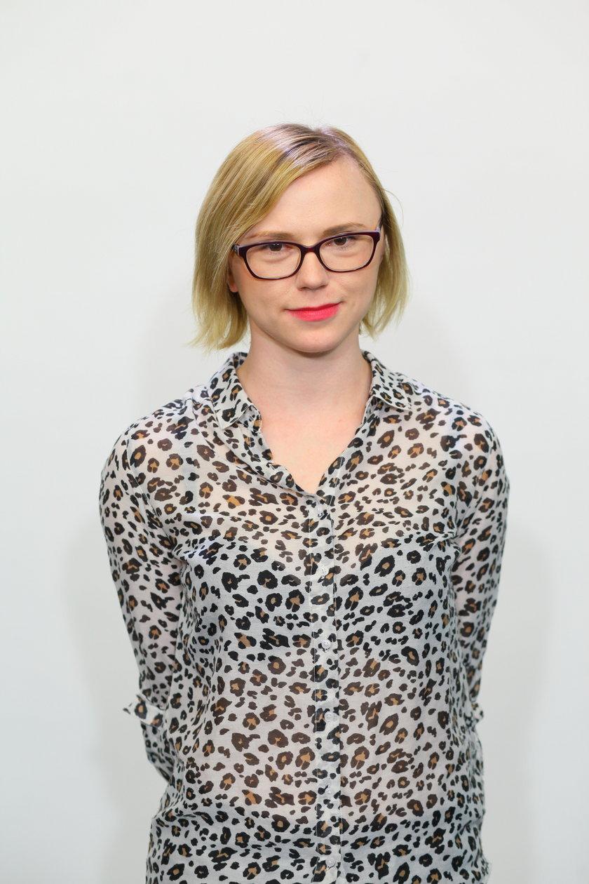 Hanna Sidorska, dziennikarka Fakt24.pl: