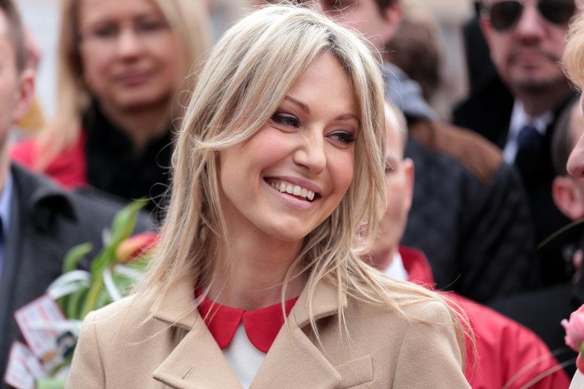 Magdalena Ogórek została wyróżniona