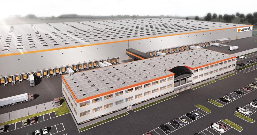 Centrum w Gryfinie będzie drugim takim obiektem w Europie. Zalando otworzyło pierwszy w grudniu 2015 roku w Stradelli we Włoszech