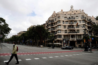 Wzrost zakażeń w Katalonii. Władze proszą mieszkańców Barcelony o niewychodzenie z domu