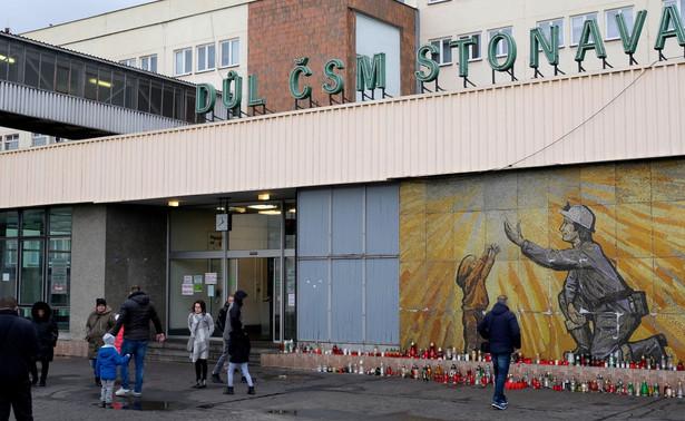 Do zapalenia i wybuchu metanu w kopalni CSM w Stonawie koło Karwiny doszło w czwartek o godz. 17.16. Górnicy znajdowali się 800 metrów pod ziemią.