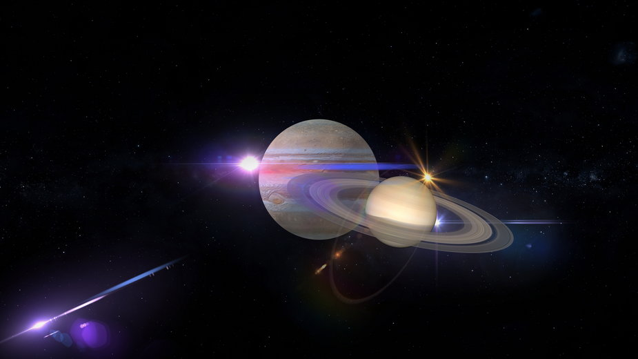 Wielka koniunkcja Jowisza i Saturna. Pierwszy raz od setek lat