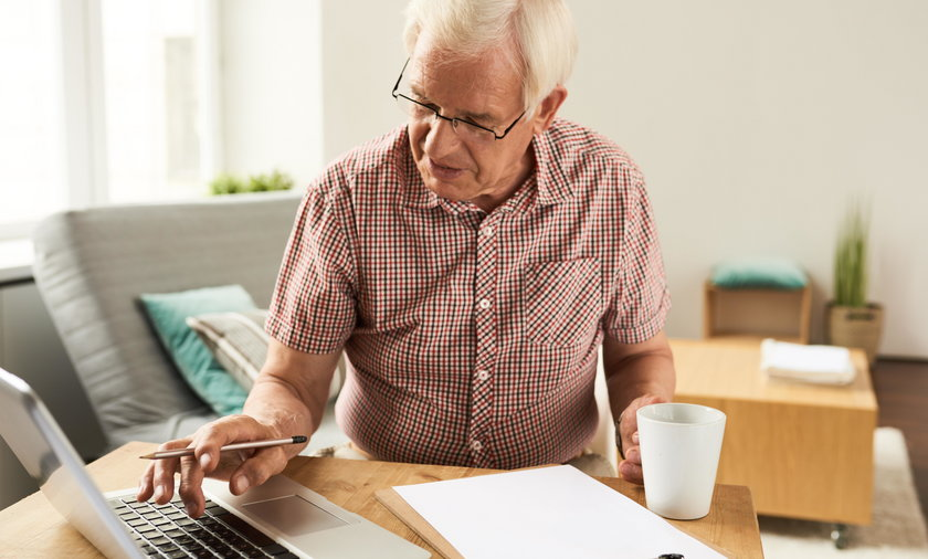 Osoby po 40. roku życia powinny pracować 3 dni w tygodniu lub mniej