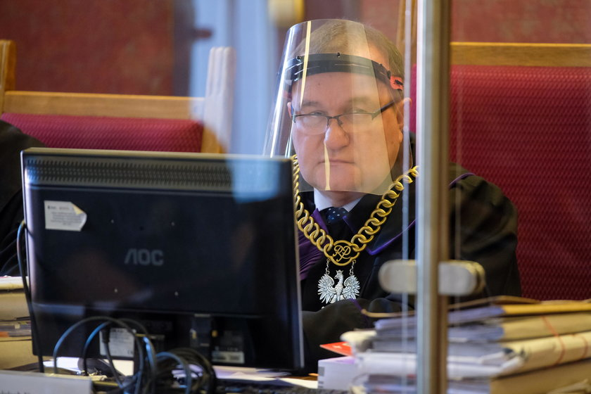 Sędzia Wojciech Kopczyński z Sądu Apelacyjnego w Katowicach