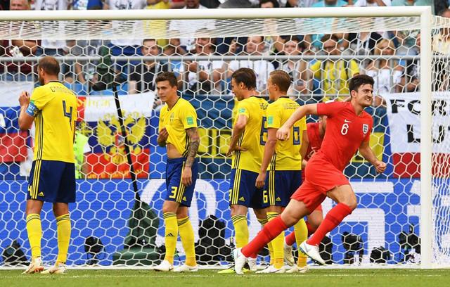 Slavlje Megvajera posle vodećeg gola