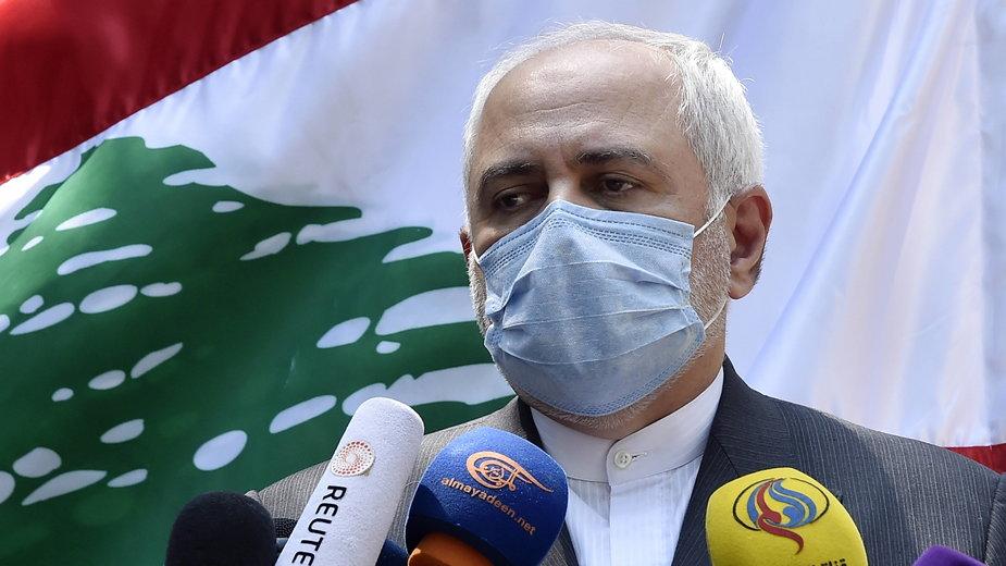 Szef irańskiego MSZ Mohammad Dżawad Zarif