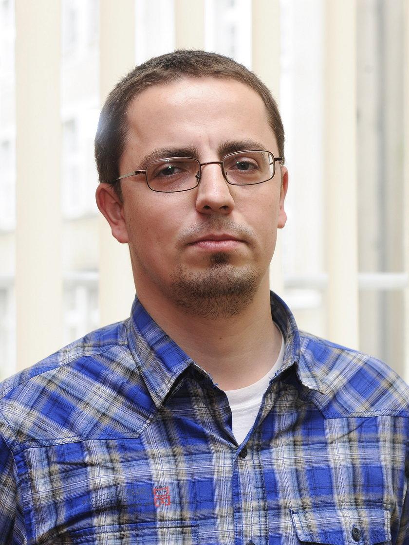 Krzysztof Kubicki (34 l.), ZDiUM