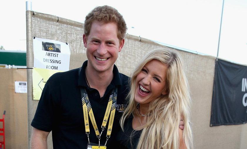 Książę Harry i Ellie Goulding