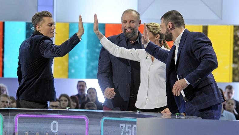 """Rafał Brzozowski w """"Kole Fortuny"""""""
