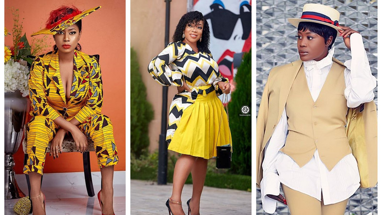 10 Ghanaian style icons