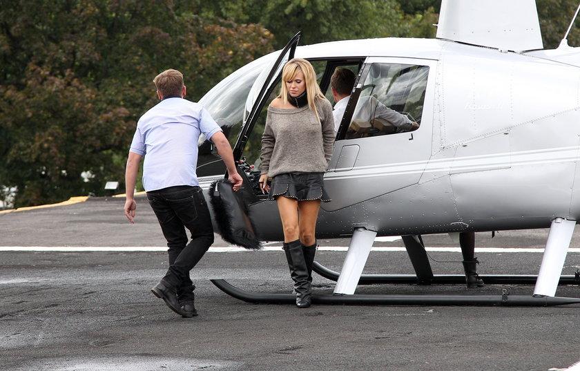 Doda helikopter