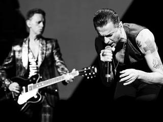 Depeche Mode Perform in Berlin