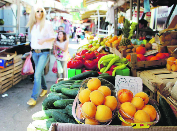 Najviše prvih dinja i lubenica uvezeno iz Grčke