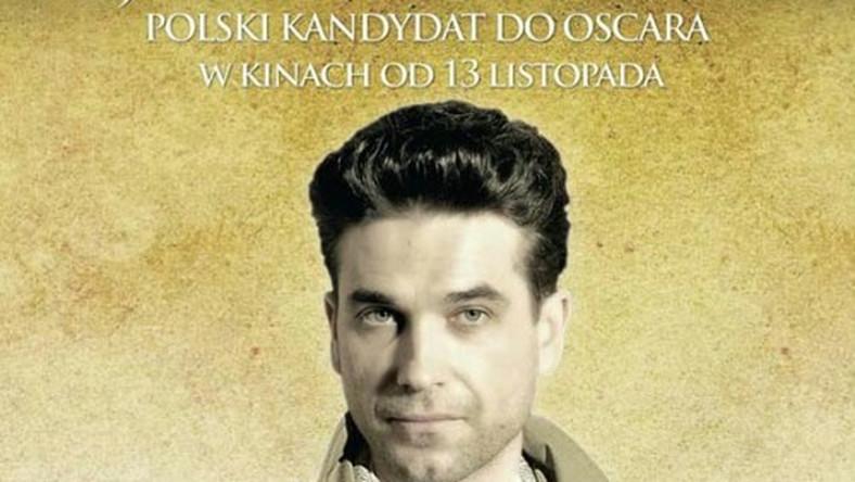 """Plakat filmu """"Rewers"""" w reż. Borysa Lankosza, zdobywca tegorocznych Złotych Lwów na festiwalu filmów polskich w Gdyni"""