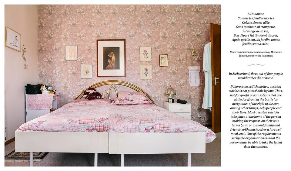 Fotografia konceptualna: I miejsce — Sabine Cattaneo, Szwajcaria