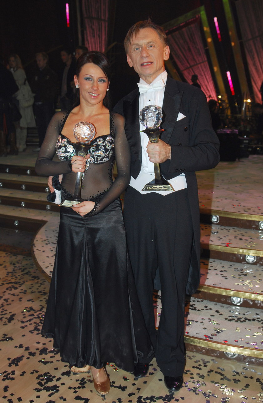 Kamila Kajak i Krzysztof Tyniec