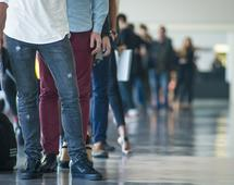 Bezrobocie we wrześniu spadło do poziomu 6,8 proc.