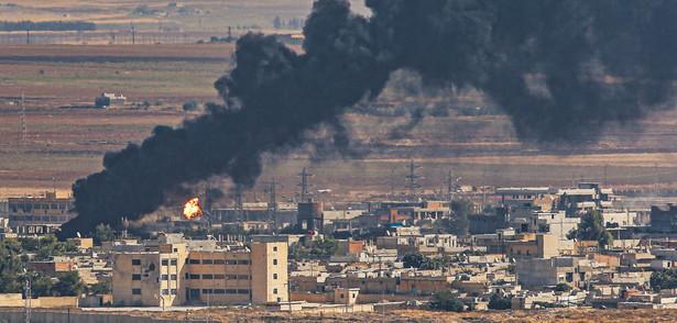 Ofensywa armii tureckiej na północnym wschodzie Syrii trwa od sześciu dni