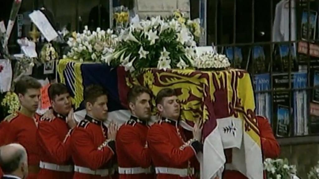Śmierć księżnej Diany