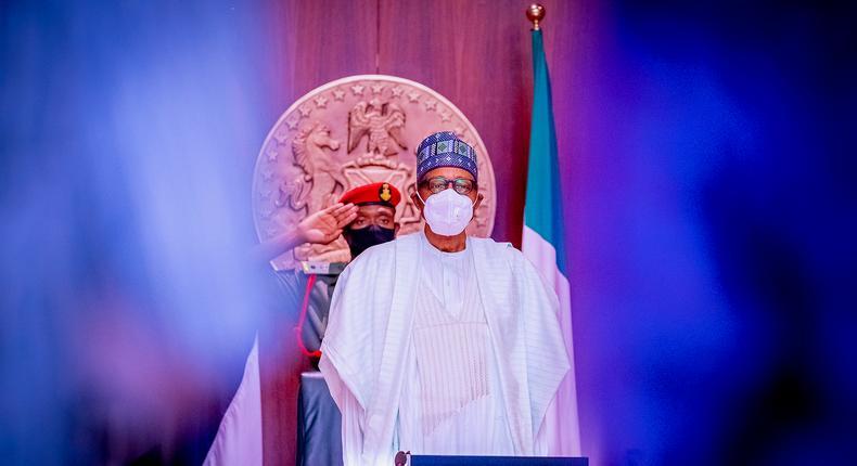 President Muhammadu Buhari says Port Harcourt–Maiduguri railway will reactivate economic activities on Eastern corridor. [Presidency]