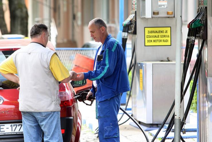 gorivo benzinska pumpa