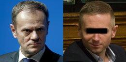 Zapomniany wywiad z Marcinem P. Tusk zrobił z syna szpiega?