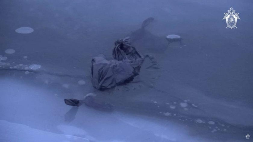 Ciało bogatej Natalii w zamarzniętej rzece. Co tam się stało?