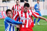 Nikola Mojovic (crveno-beli dres) sutjeska fudbal