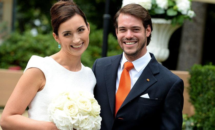 Książę Felix ożenił sie
