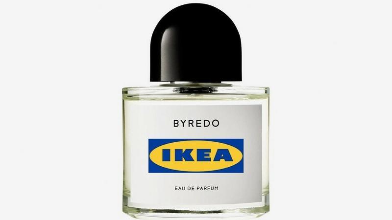 Perfumy Ikea