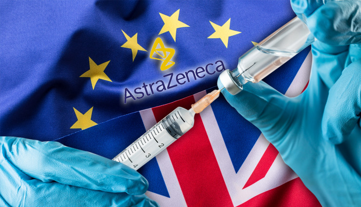 eu britanija vakcina  foto RAS Shutterstock