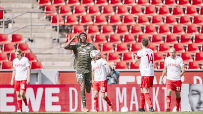 Taiwo Awoniyi scores rare goal to help Mainz's comeback while Bayern Munich frustrates Anthony Ujah