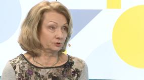 """Grażyna Kopińska: """"Obniżenie pensji w parlamencie wywoła frustrację"""""""