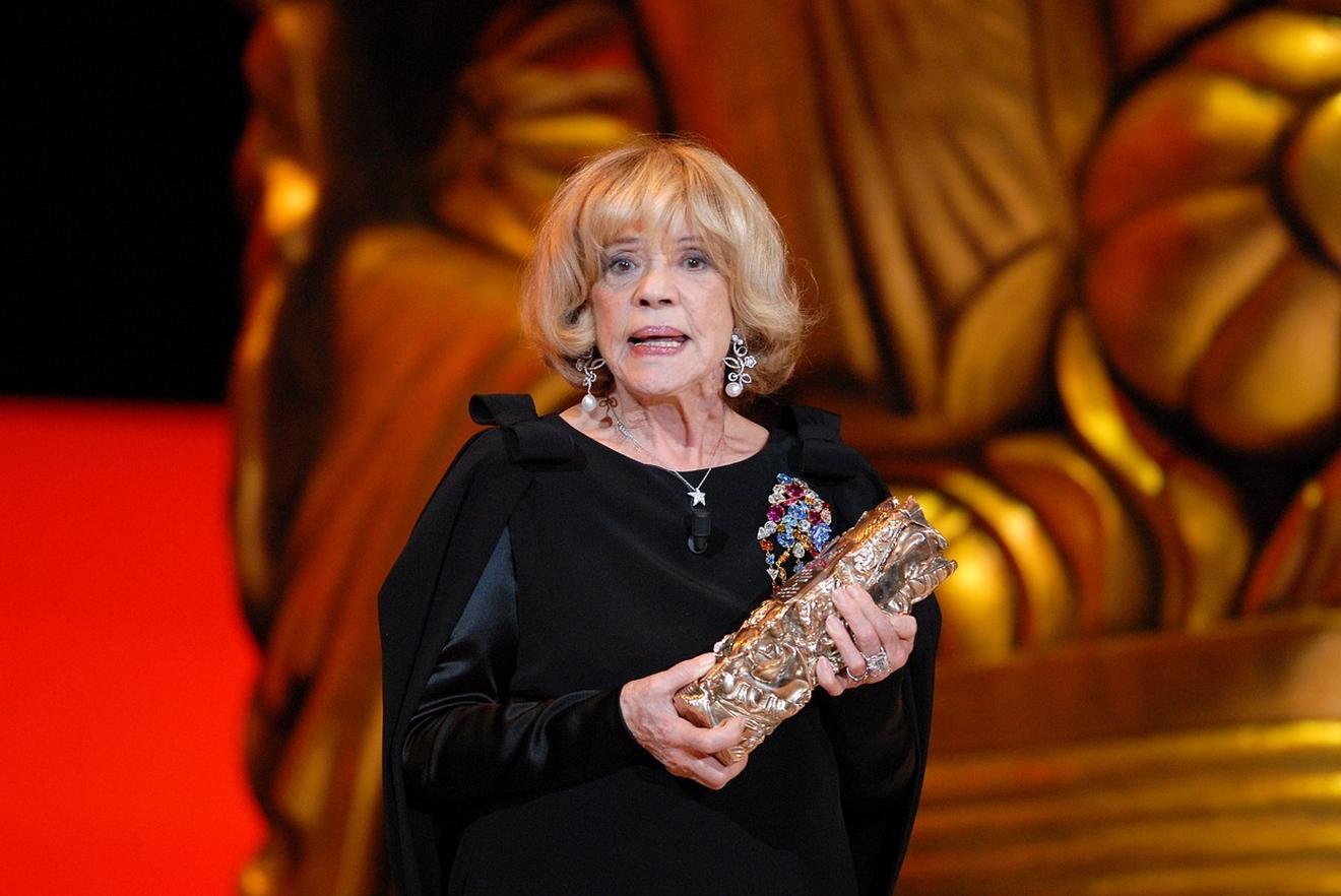 Žana je 2008. dobila počasnu Cezar nagradu u Parizu