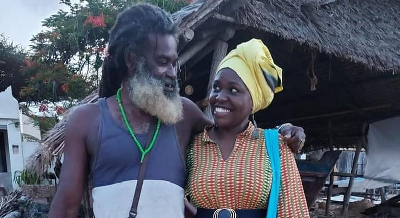 Omar Lali and Comedienne Zeddy excite fans with recent post (Photos)