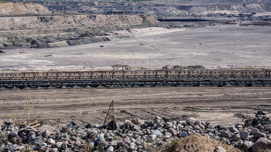 Eksploatacja złóż przyczynia się do pogłębienia kryzysu klimatycznego