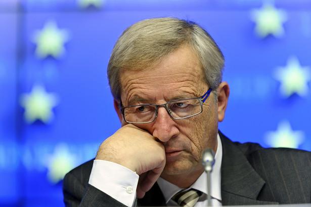 Juncker powiedział też, że w poniedziałek do Grecji wróci trojka