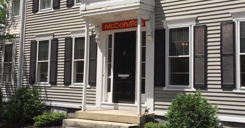 Niepowtarzalny McDonald w blisko 150-letniej rezydencji