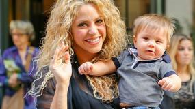 Shakira pokazała przesłodkie zdjęcie partnera i rocznego synka