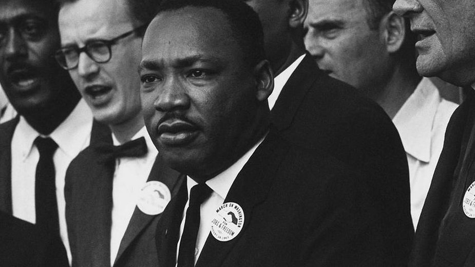 Martin Luter King - domena publiczna