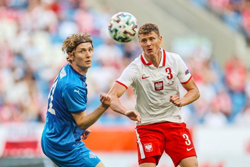 Paweł Dawidowicz zastąpi Grzegorza Krychowiaka w meczu z Hiszpanią?