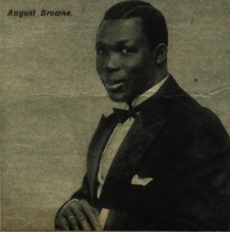 August Agbola O'Brown