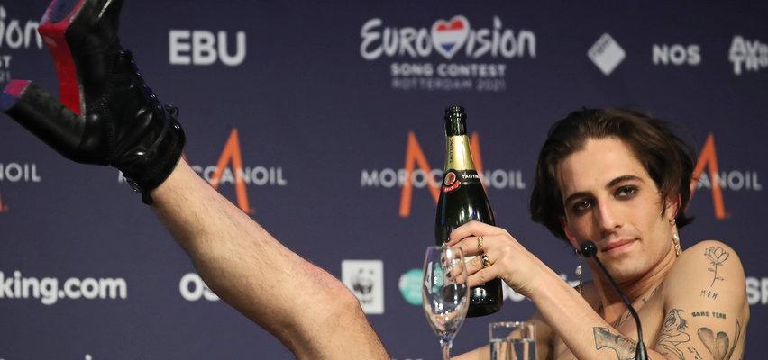 Eurowizja 2021. Kim jest największy przystojniak w konkursie?