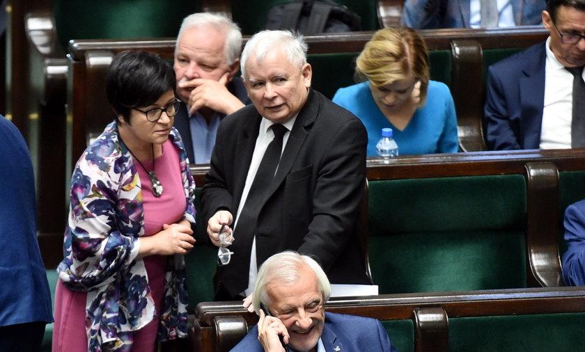 Słowa Kwaśniewskiego nie spodobają się Kaczyńskiemu.
