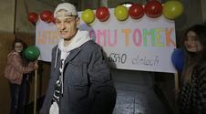 """Wzruszające powitanie Tomasza Komendy: """"Witaj w domu Tomek po 6540 dniach"""""""