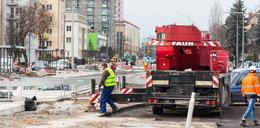 Przebudowa ulicy Dąbrowskiego znów opóźniona!