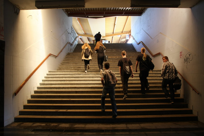 Tunel w Gdyni Cisowej
