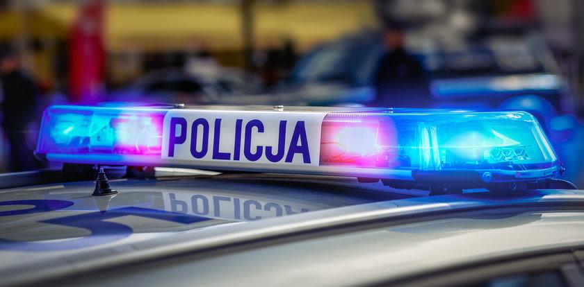 Dramatyczny piątek w sieradzkiej policji. 18-latek chciał się rzucić pod pociąg, a 43-latek skoczyć z mostu