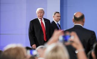 Prezydent: Trump mówił, że ws. Patriotów uda się wynegocjować dobre warunki i to się udało