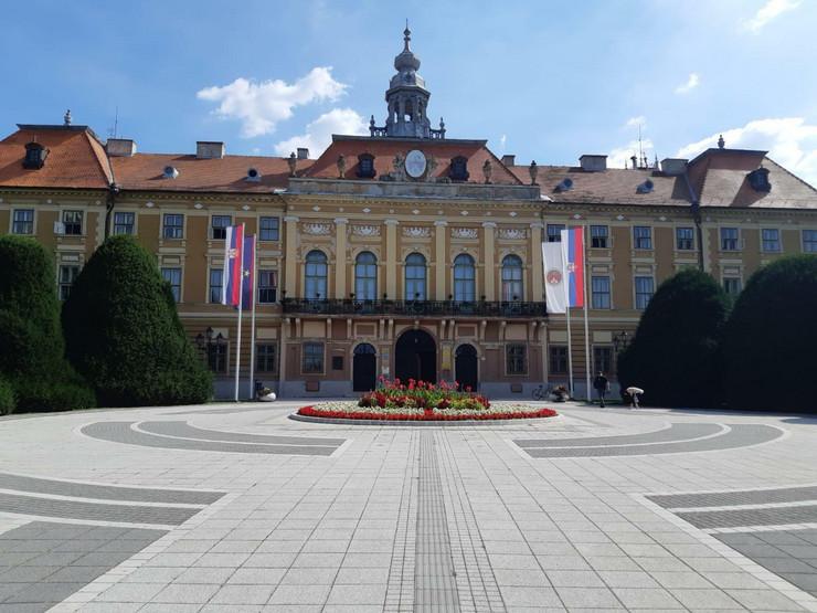 Sombor, Zgrada Skupštine grada